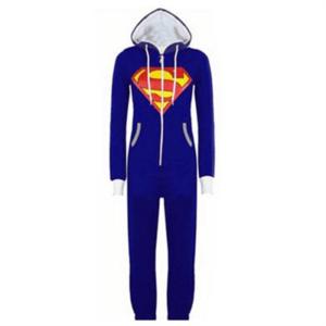 adult superman onesie