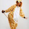 womens giraffe onesie