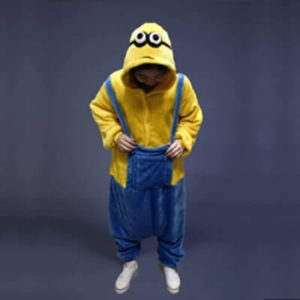 adult minion onesie