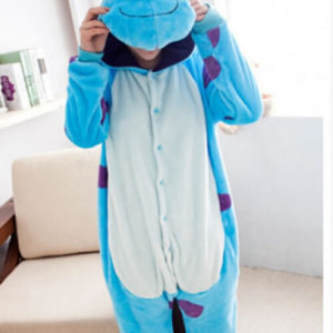 adult monster sulley onesie