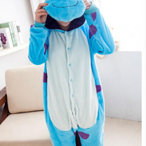 Adult Monster Sulley Onesie Buy Online Nz Onesies