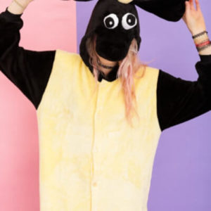 adult sheep onesie