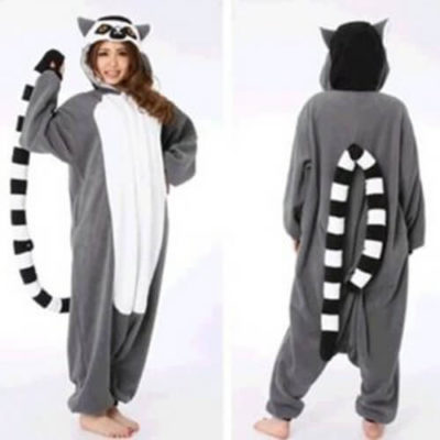 adult Lemur onesie