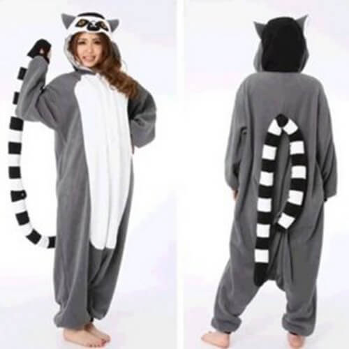 Image result for lemur onesie