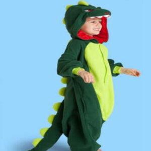 kids dinosaur onesie