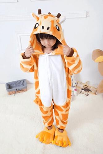 743865786ccb Kids Giraffe Onesie - animal onesies- buy online