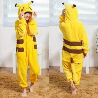 kids pikachu onesie