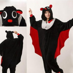 adult bat onesie