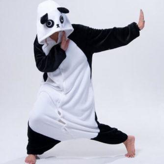 adult kungfu panda onesie