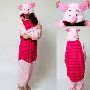 adult piglet onesie