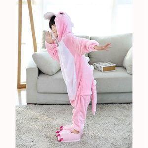 kids pink dinosaur