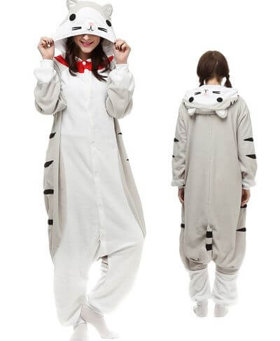 Adult Cheese Cat Onesie - buy online  f2b0bc7e7