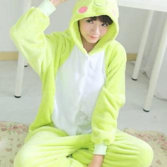 adult frog onesie