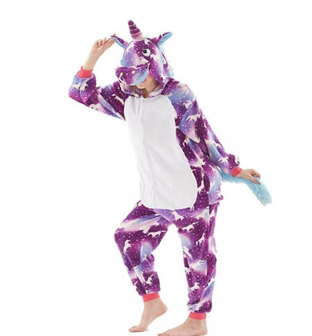 ec0210cb19 Adult Night Purple Unicorn Onesie - buy online