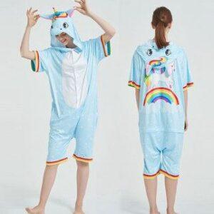 Sky Blue Unicorn -summer